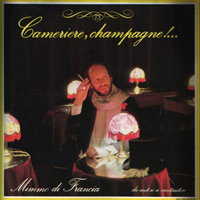 "Copertina del long playing ""Cameriere, champagne!..."""